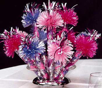 Sweet 16 Table Decoration Ideas image of table centerpiece ideas for sweet 16 party Bridal Shower Centerpiece Bar Mitzvah Centerpiece Sweet 16 Centerpiece
