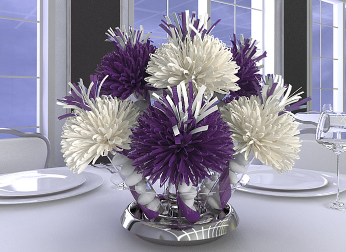 Quinceanera Centerpieces and Party Favors, Party