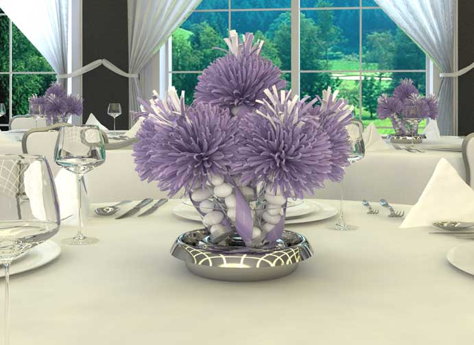 Wedding Centerpieces And Party Favors Decorations For
